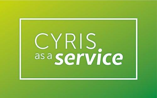 Cyris as a Service Logo